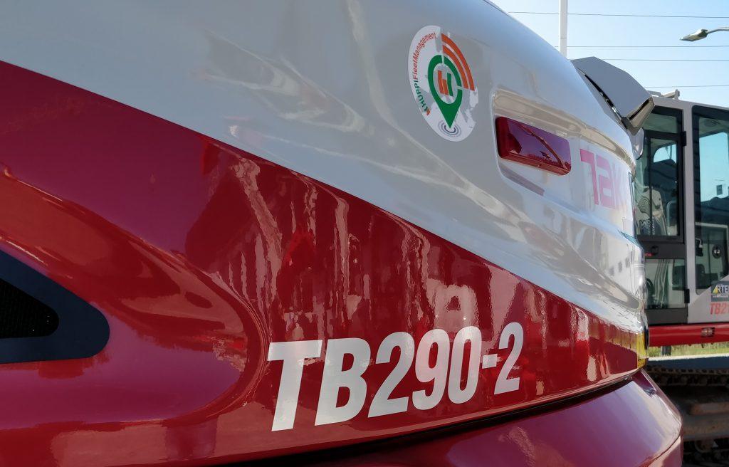 Takeuchi TB290-2