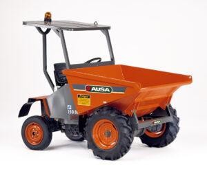 Dumper marca Ausa modelo D150 RM