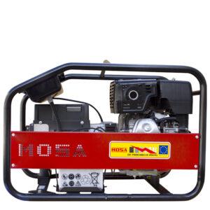 Generador monofásico marca Mosa modelo GE7500