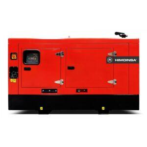 Generador trifásico de 35 KVA marca Himoinsa