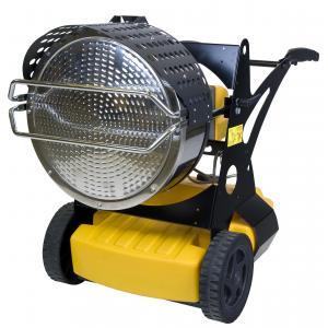 Generador de aire caliente Euritecsa